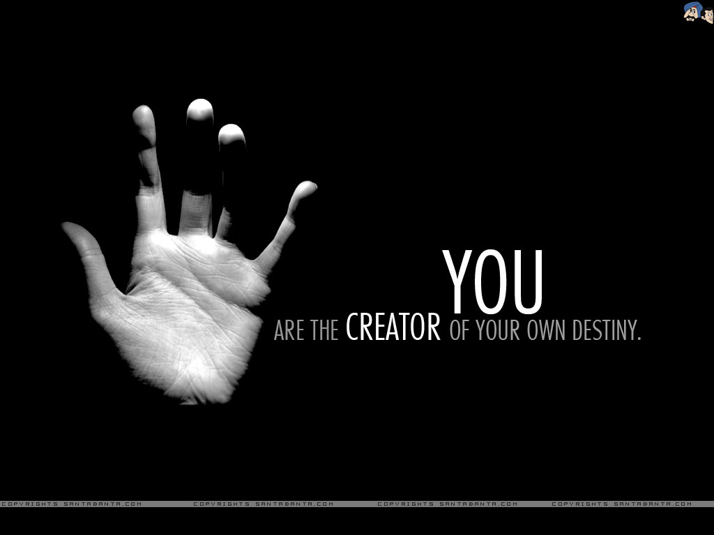 Motivation Create your Destiny