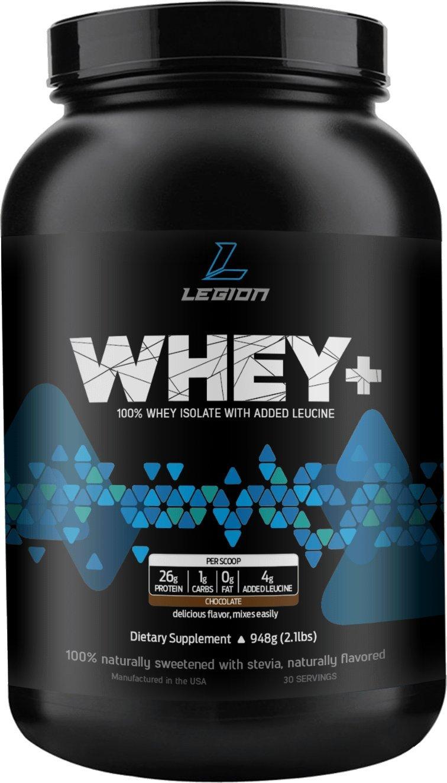 Legion Whey Protein Powder