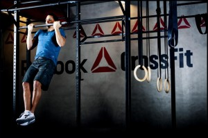 CrossFit Kipping Pull-up
