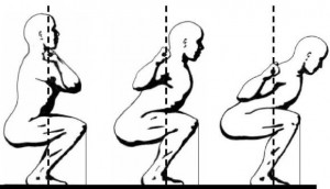 front-high-low-squats