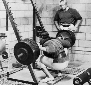 arnold squats