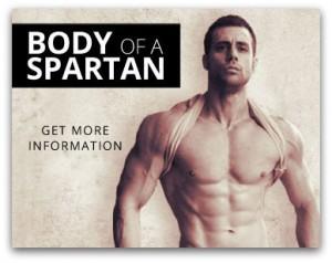 Body of a Spartan