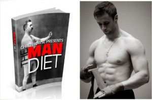 the man diet chad