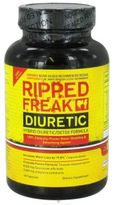 Ripped Freak Diuretic Side Effects