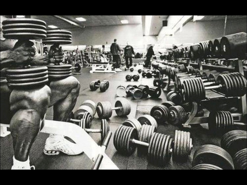 Gym etiquette old school unwritten rules you need to