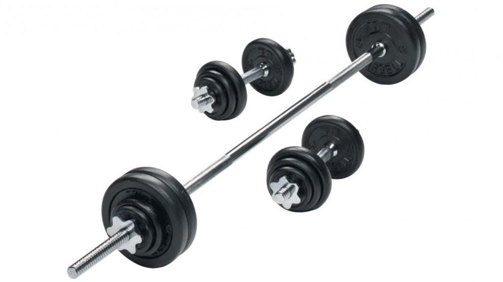 barbell vs dumbbell bench press