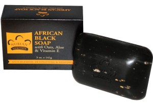 Black Nubian Soap