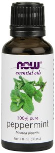 Peppermint Essential Oil Focus