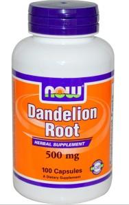 Dandelion Root Extract Water Weight