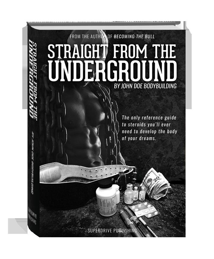 John Doe Straight From The Underground