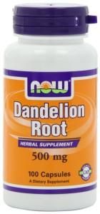 Dandelion Root Vascularity
