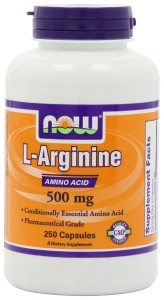 L-Arginine Vascularity