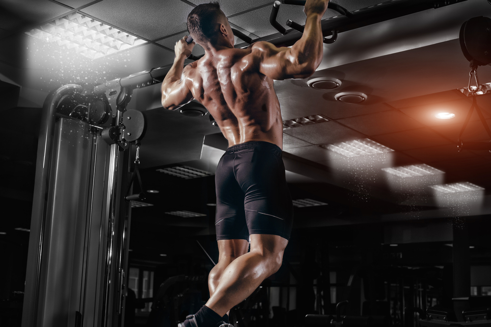 Weighted Pull Ups: The Badass Back Exercise For Strength And