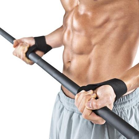 Back Workout Straps