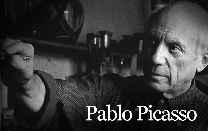 Pablo Picasso Prolific