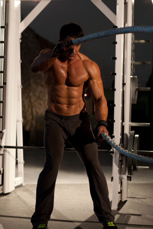 Battle Rope Exercises Greg Plitt