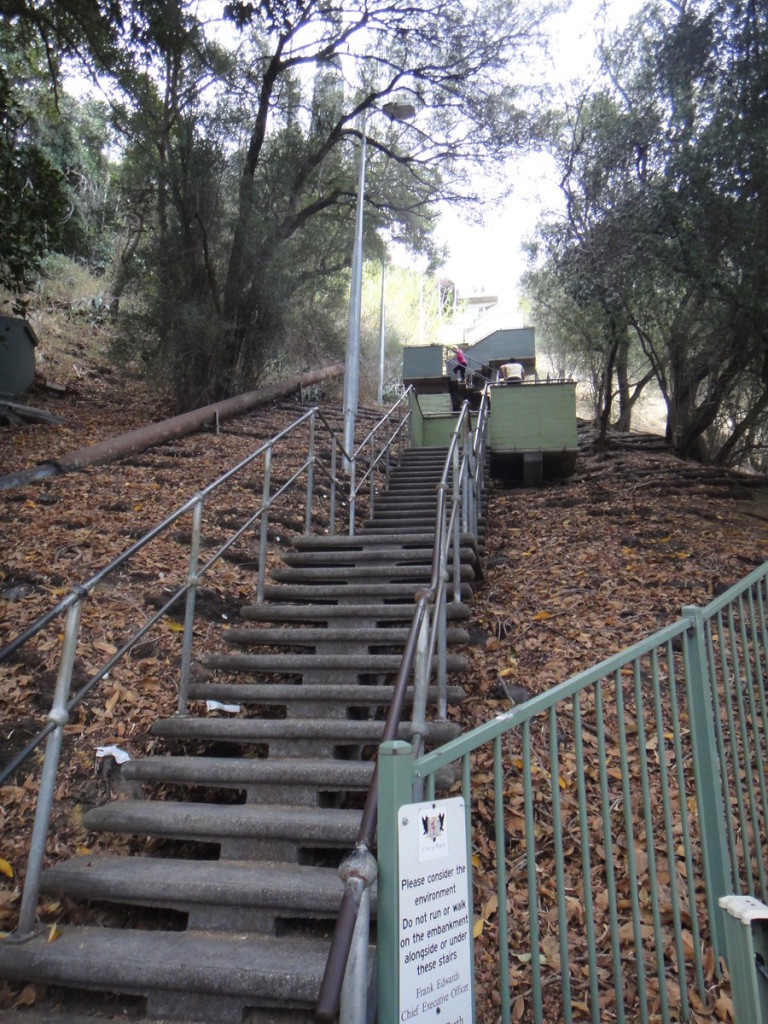 Jacobs Ladder Perth Closed
