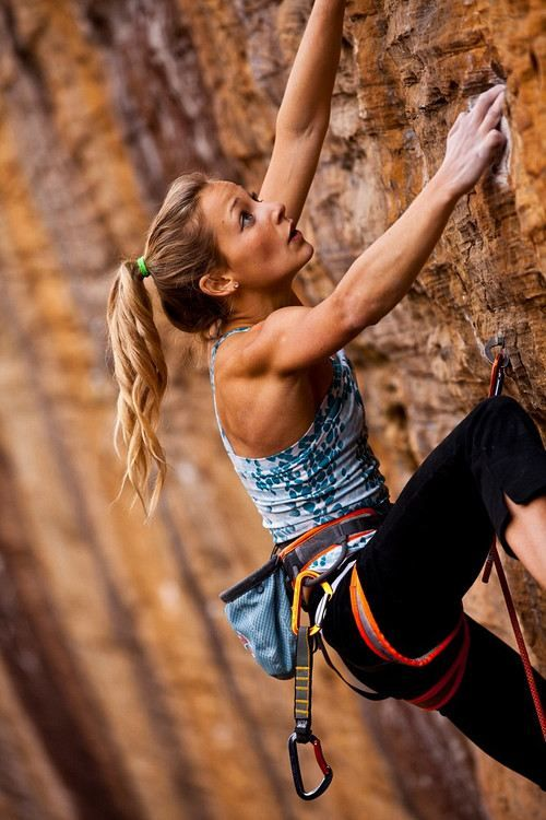 Rock Climbing Grip Strength