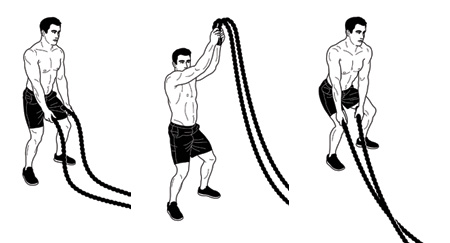 battling-rope-crossover Slams