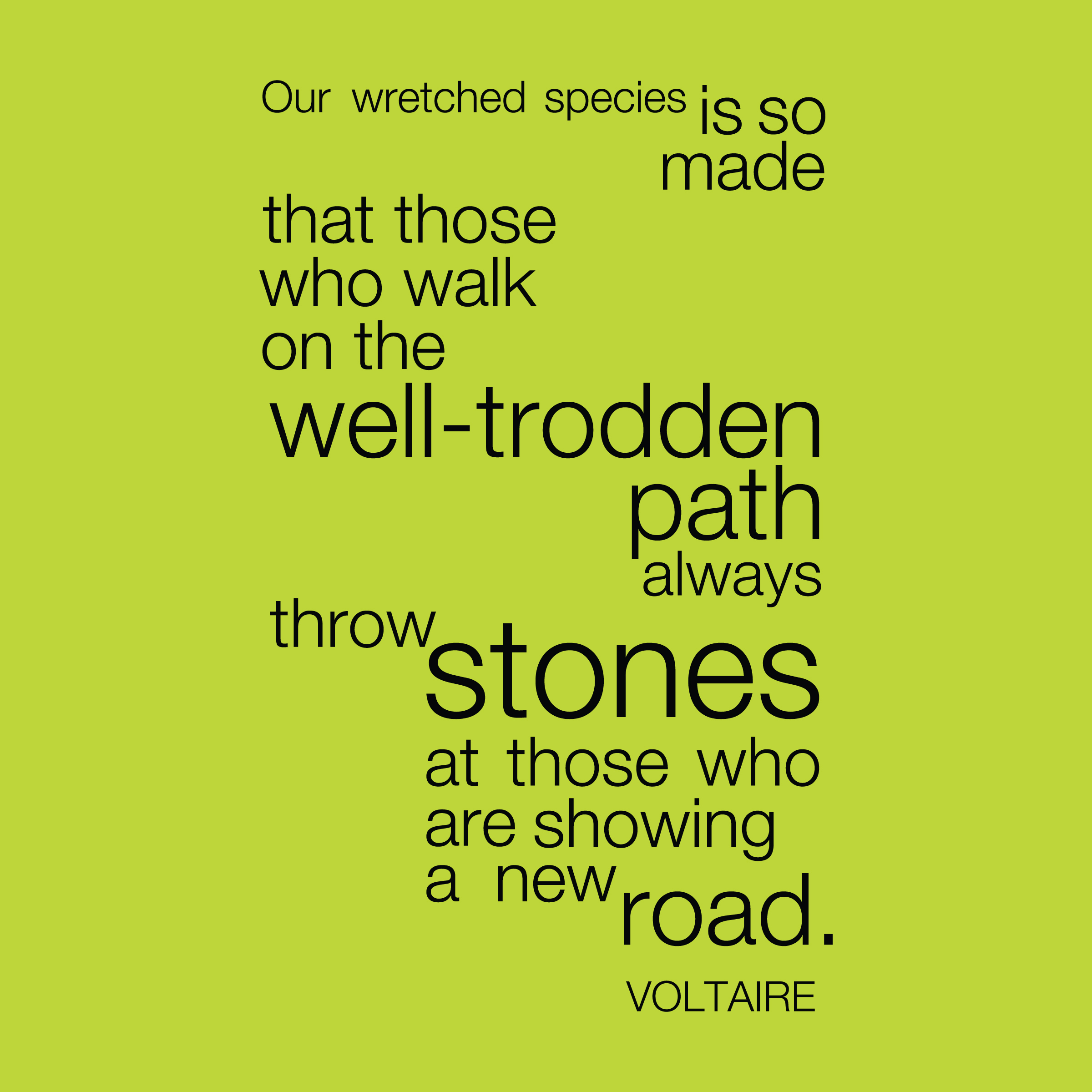 8 Ancient Voltaire Quotes To Ponder