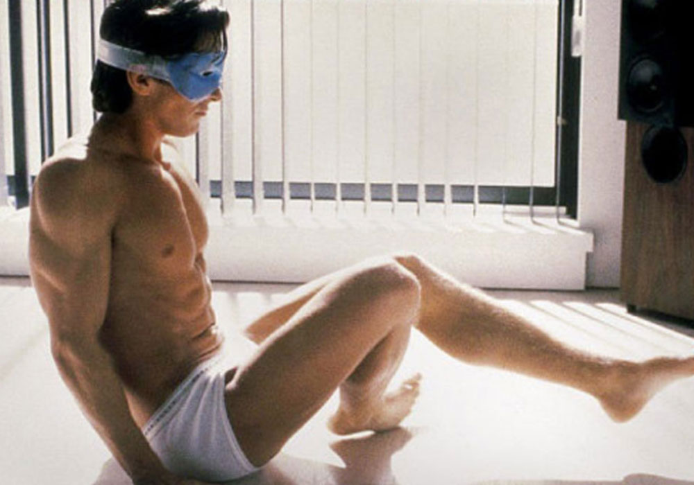 American Psycho Morning Routine