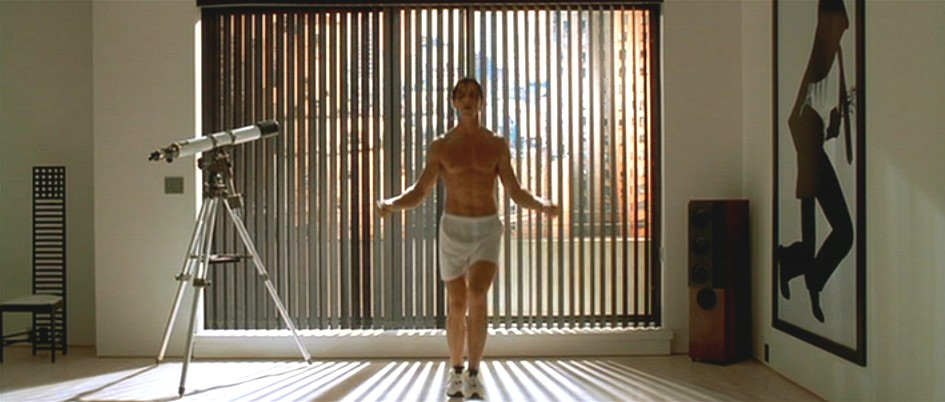 American Psycho Morning Routine2