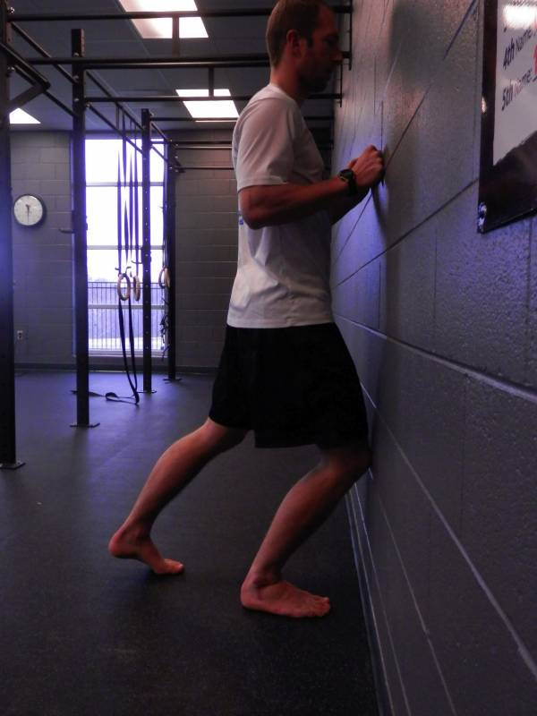Ankle-Dorsiflexion-Stretch