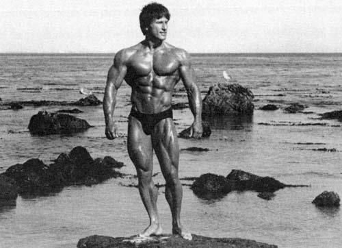 Frank Zane Golden Era Bodybuilding