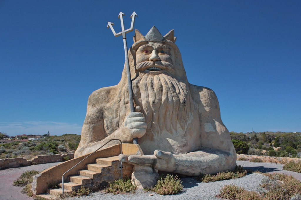 King Neptune Two Rocks
