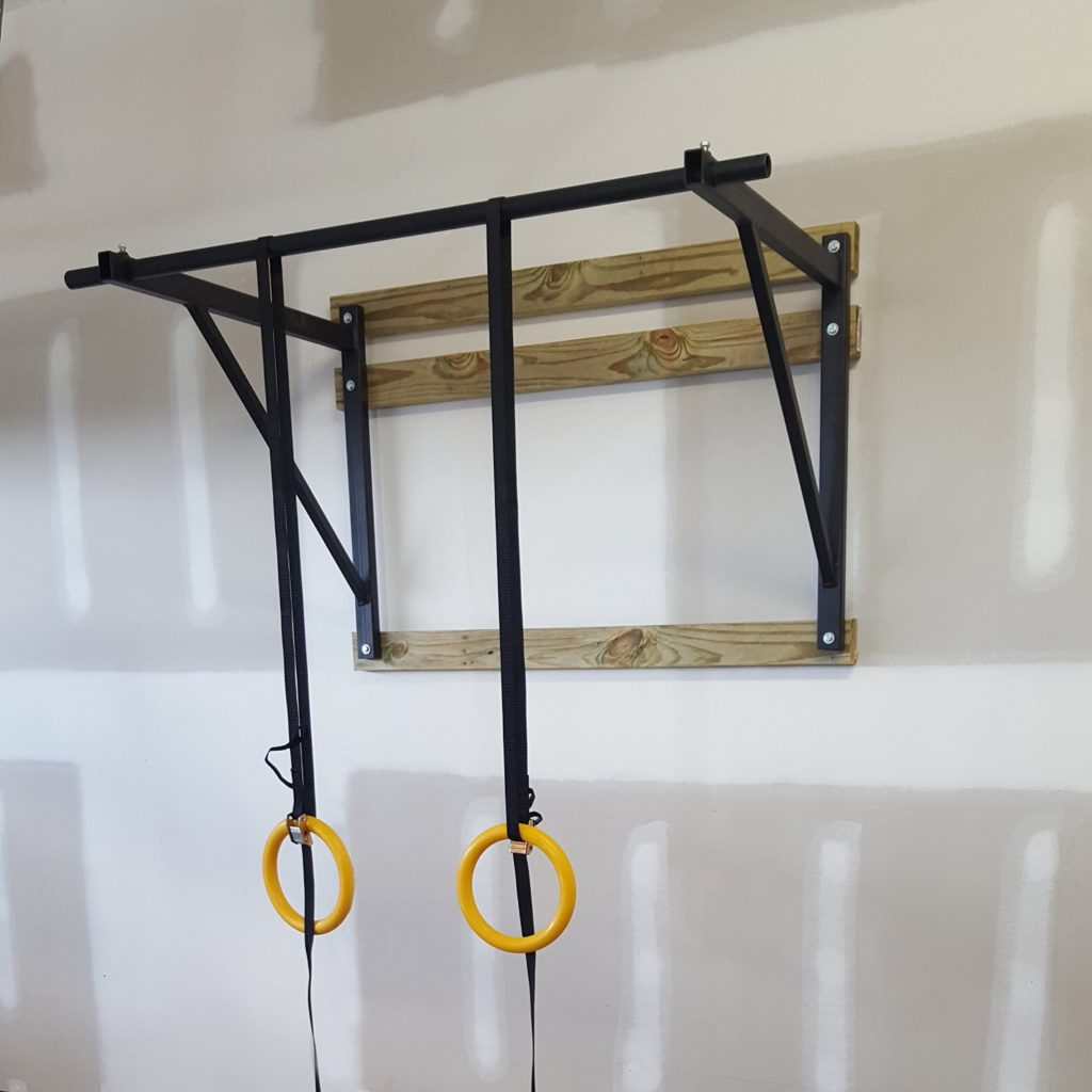 Titan Wall Mounted Pull Up Bar