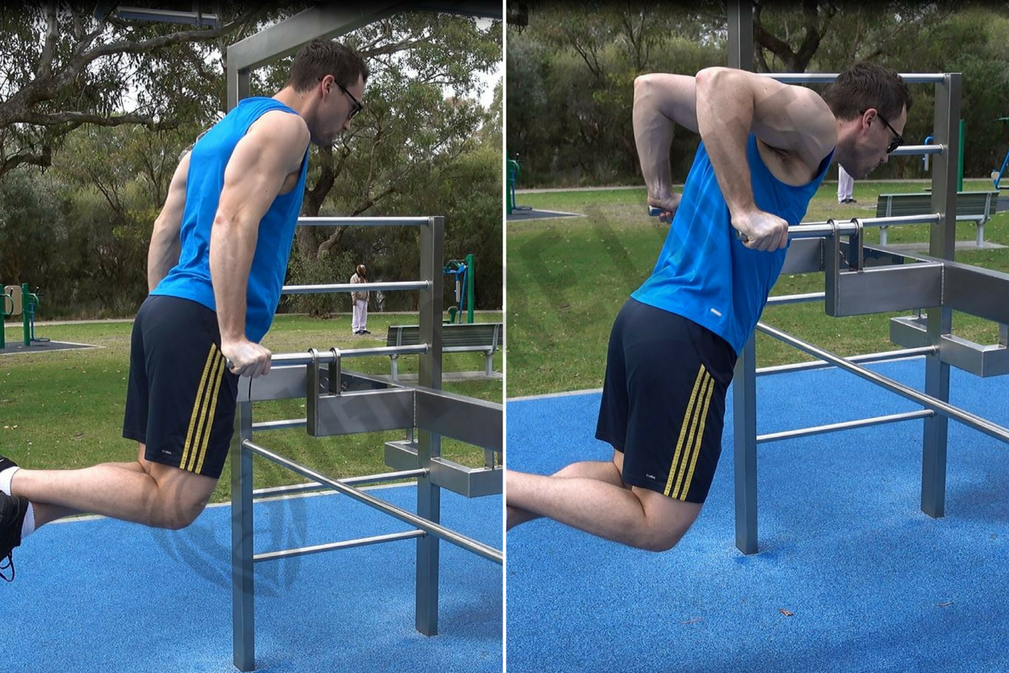 How To: Chest Dips - Ignore Limits