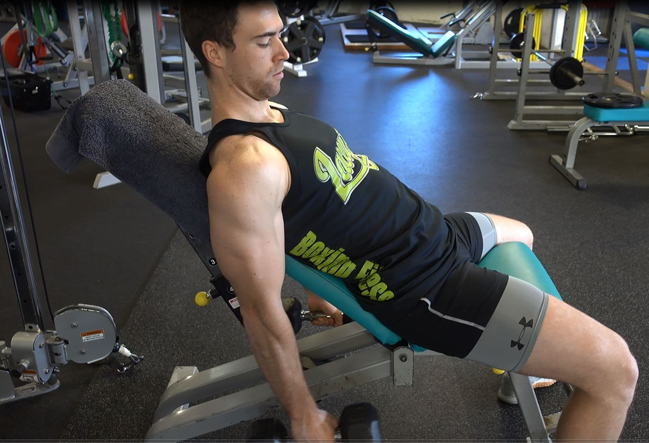How To: Dumbbell Incline Hammer Curl - Ignore Limits