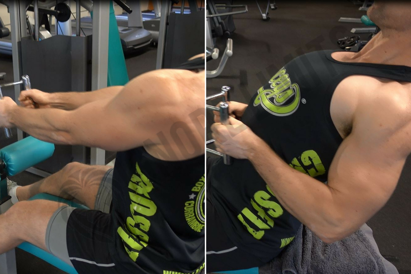 How To: Seated Cable Row - Ignore Limits