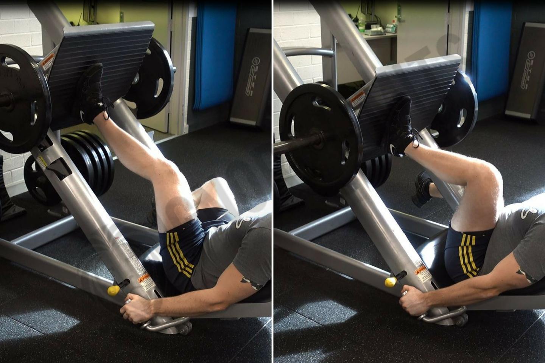 How To: Single Leg Press