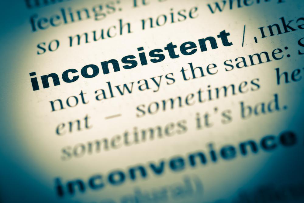 inconsistency-bias