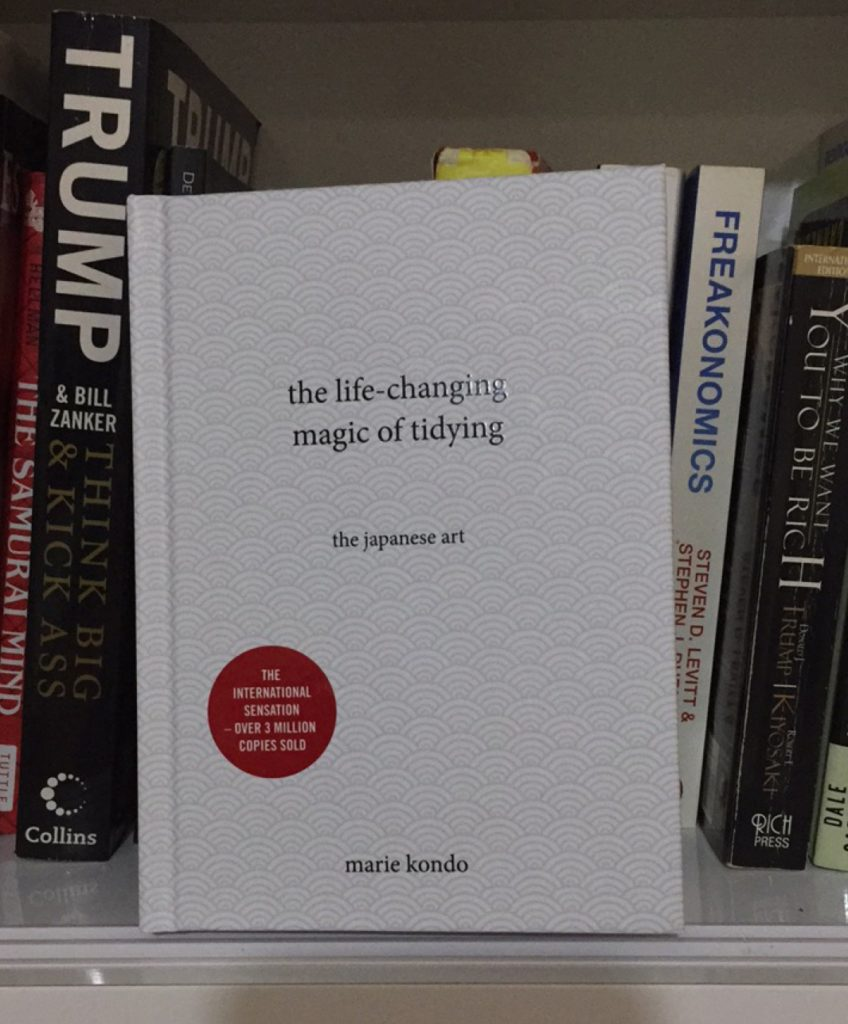 the-life-changing-magic-of-tidying-summary-review