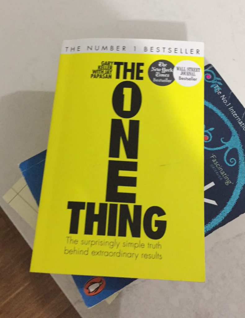 the-one-thing-book-review