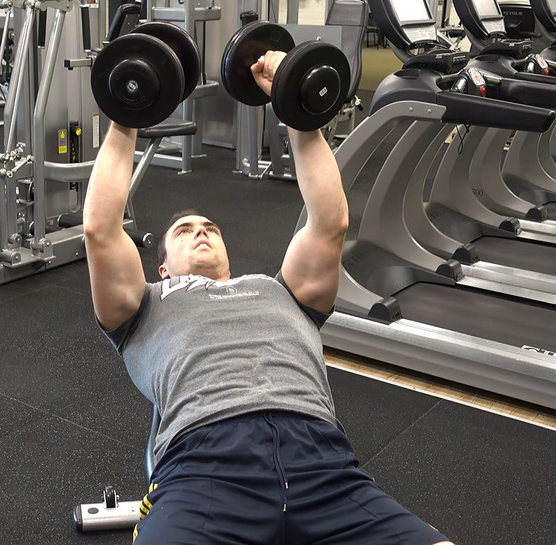 How To Dumbbell Incline Flies Ignore Limits