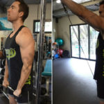 How To: Cable Front Raise
