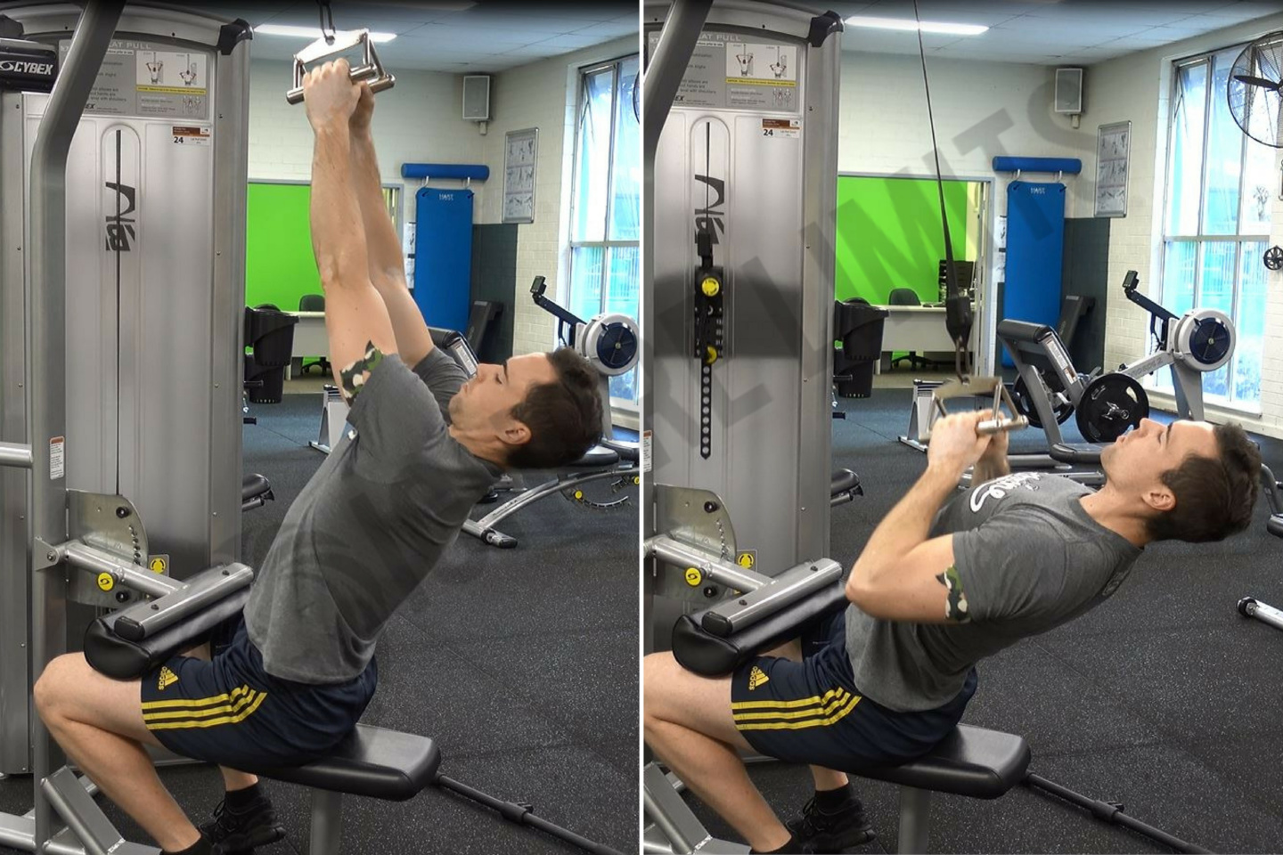 How To: Close Grip Lat Pulldown - Ignore Limits