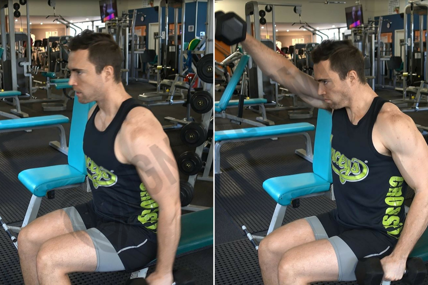 4 Anterior Delt Exercises To Build Boulders For Shoulders Ignore