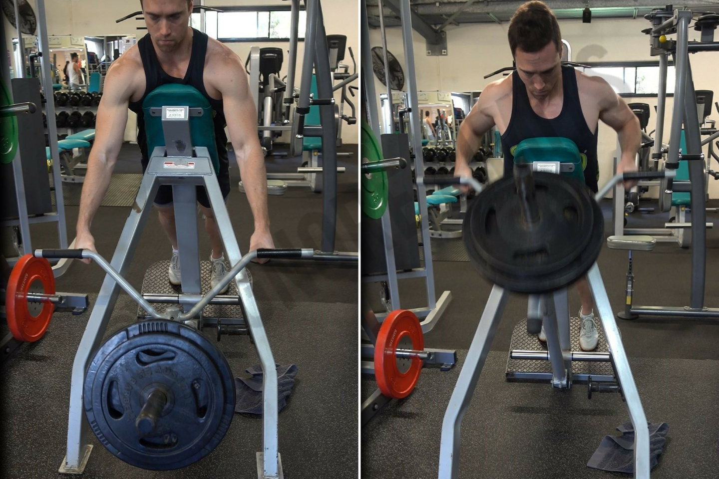 How To: Lying T-Bar Ro...T Bar Rows