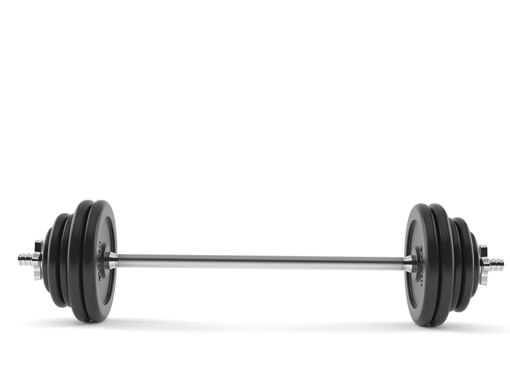Barbell Exercises Ignore Limits