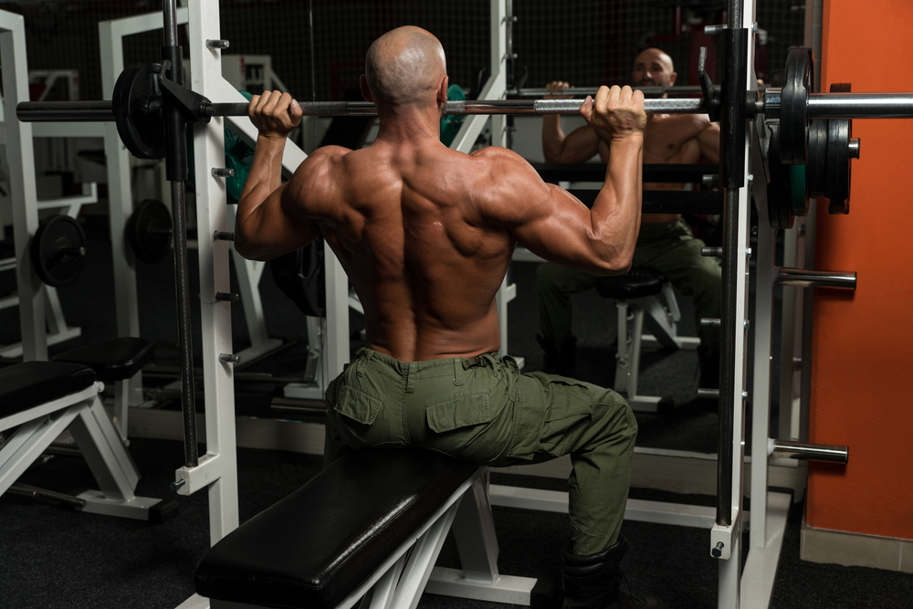 Smith Machine Workout The Ultimate Routine To Build Size Amp Strength With A Smith Machine