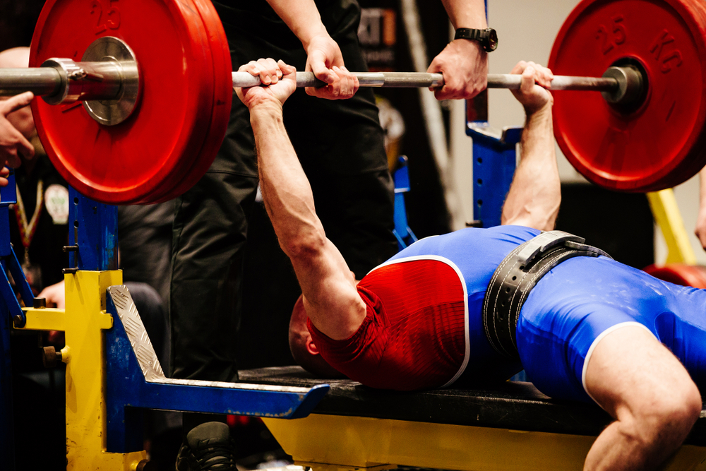 66f0a3d35429 Bench Press Arch Back Or Flat Back  - Ignore Limits