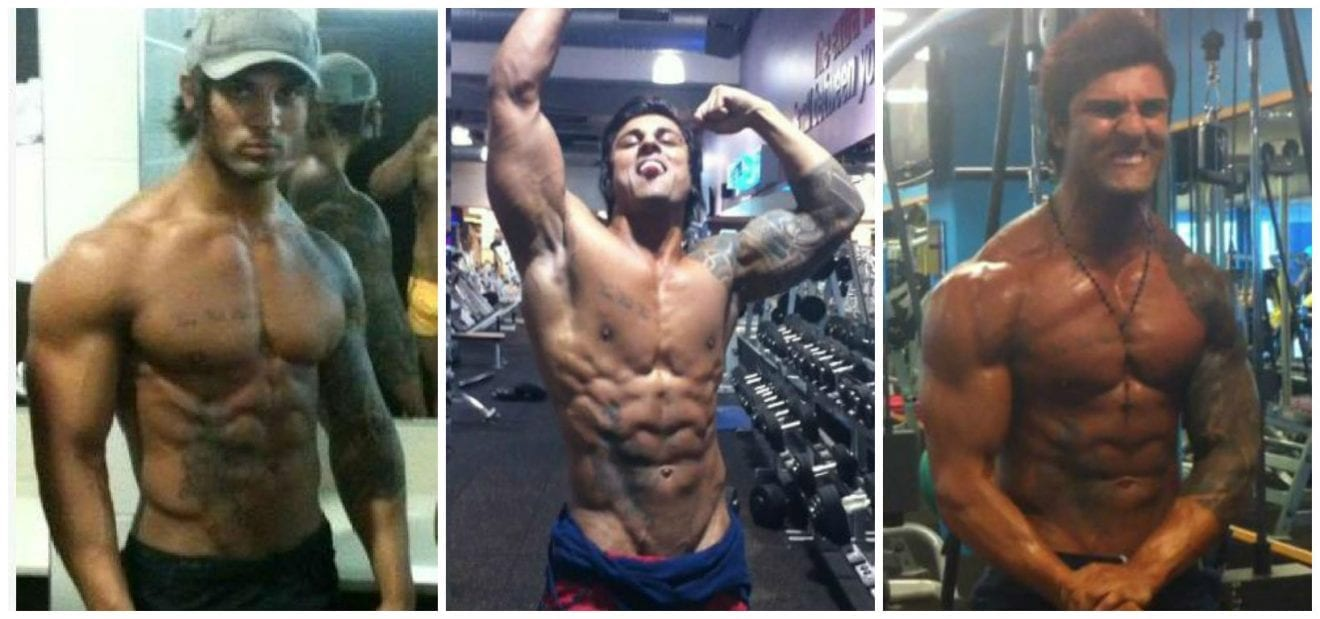 Zyzz: Zyzz Workout: The Aziz Shavershian Workout To Build An